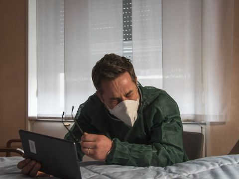 Photojournalists on the Front Lines of Documenting Coronavirus
