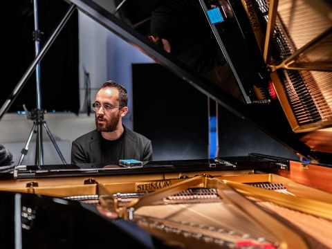 Igor Levit Takes on a Twenty-Hour Performance via Live Stream