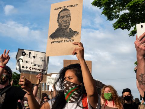 George Floyd's Death Sets Off a Wave of Protests