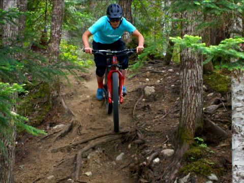 For Mountain Bikers, Crashing Has Its Own Allure