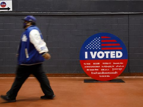 Voter Intimidation Returns to America