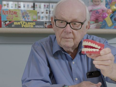 The Man Who Invented More Than Eight Hundred Iconic Toys