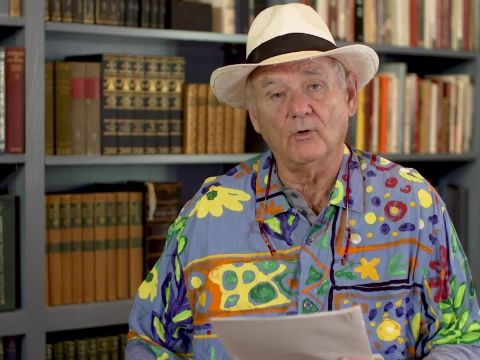 The French Dispatch | Bill Murray reads Harold Ross