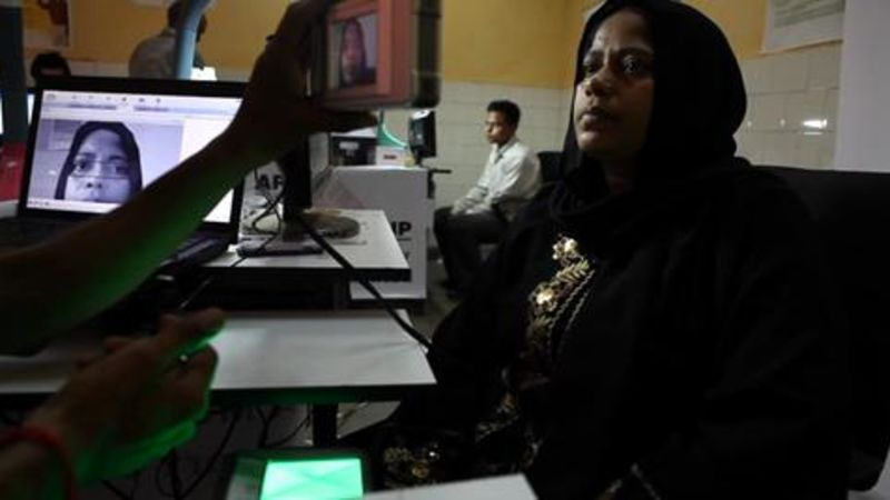 Massive Biometric Project Gives Millions of Indians an ID