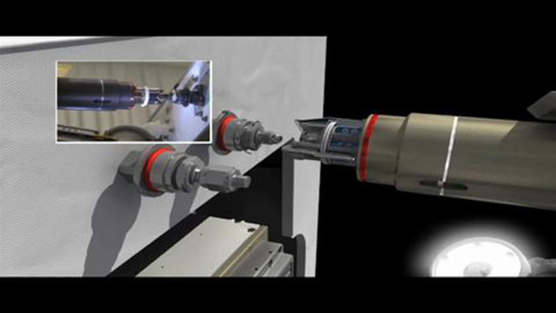 NASA Tests Robotic Gas Station Attendant for Outer Space
