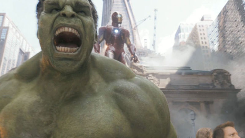 Exclusive: Industrial Light & Magic Makes Hulk Smash!