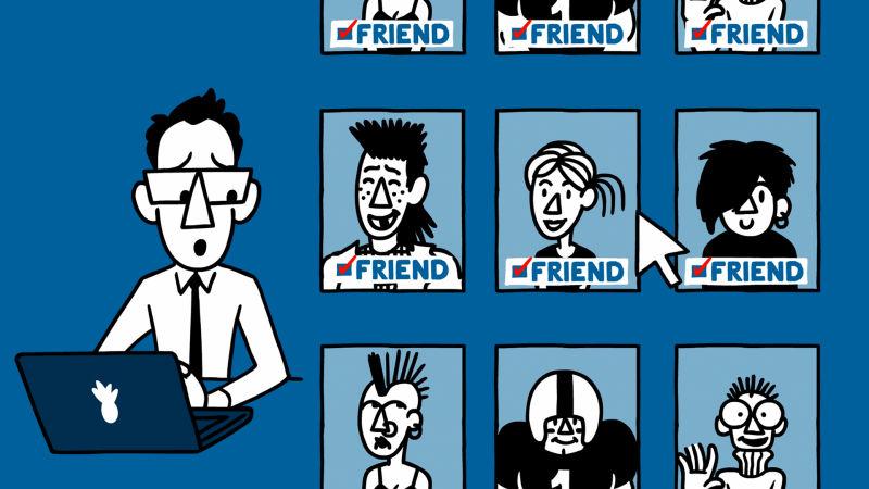 Un-Friending Friends on Facebook