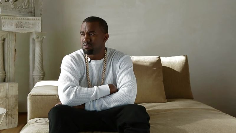 """Exclusive Clip: Kanye West in """"Our Vinyl Weighs a Ton"""""""