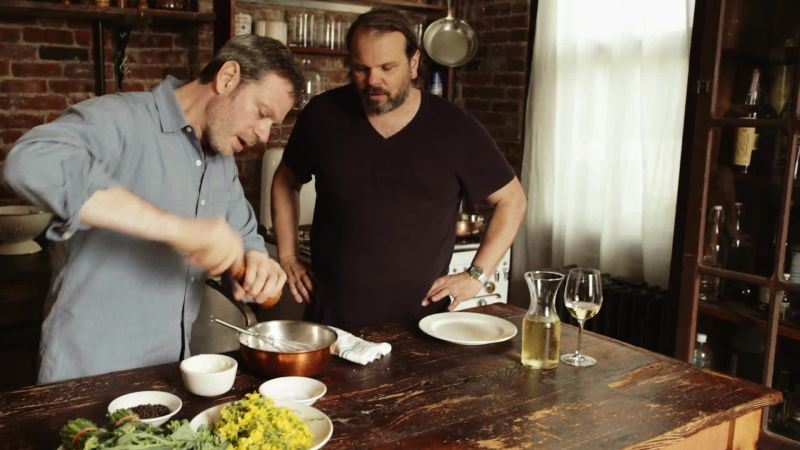 Cooking with The Franks: The Best Cacio e Pepe Recipe