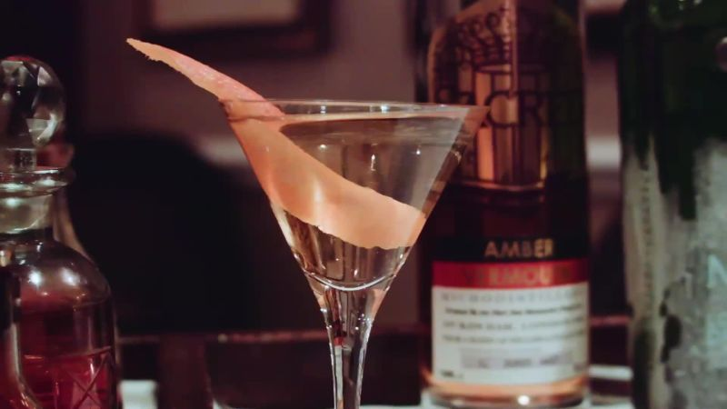 How to Make a James Bond's 'Vesper' Martini