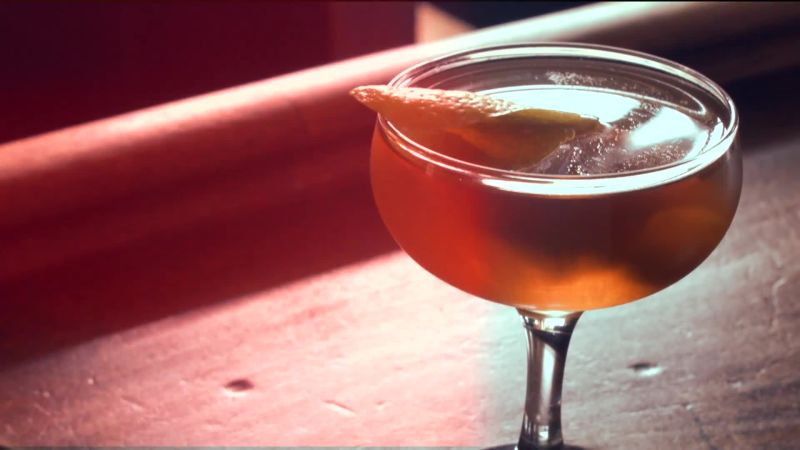 "How To Make A ""Prime"" Manhattan"