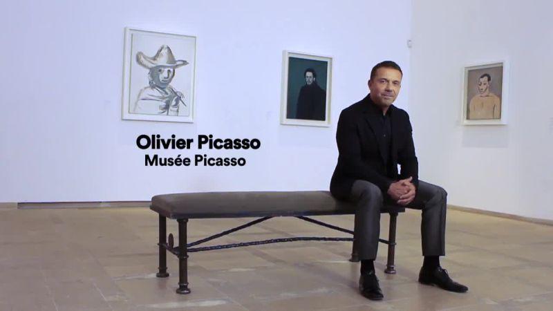 A Hyperlapse Tour of Musée Picasso