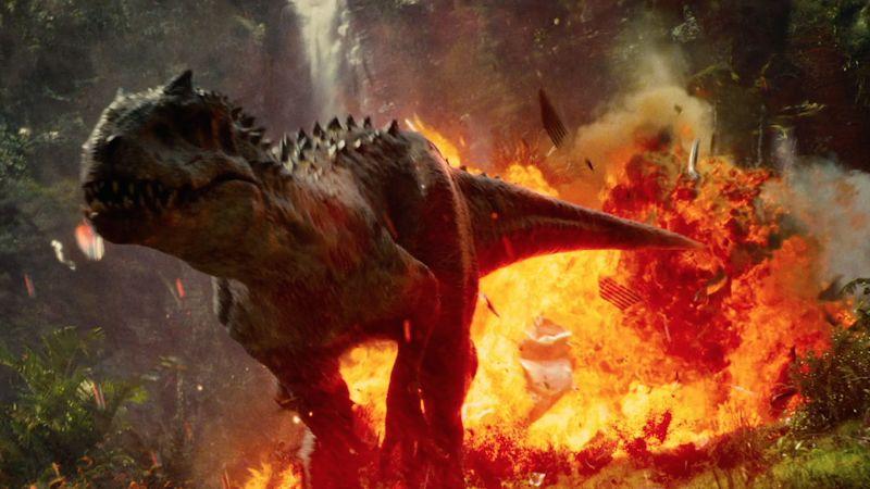 Creating Jurassic World's New Genetically Modified Dinosaur