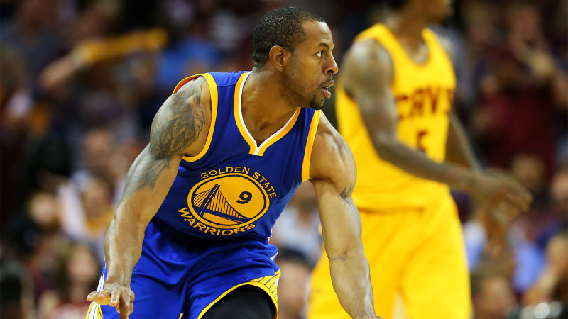 Andre Iguodala Talks Tech on and off the Court
