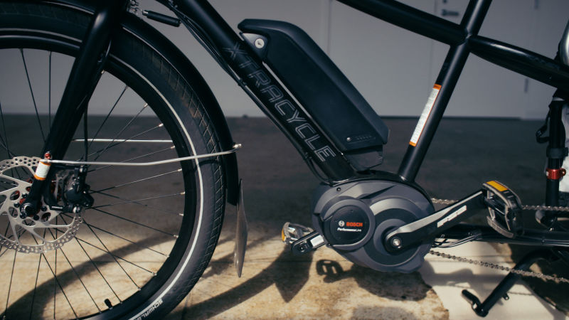 XtraCycle EdgeRunner: The Pickup Truck of Electric Bikes