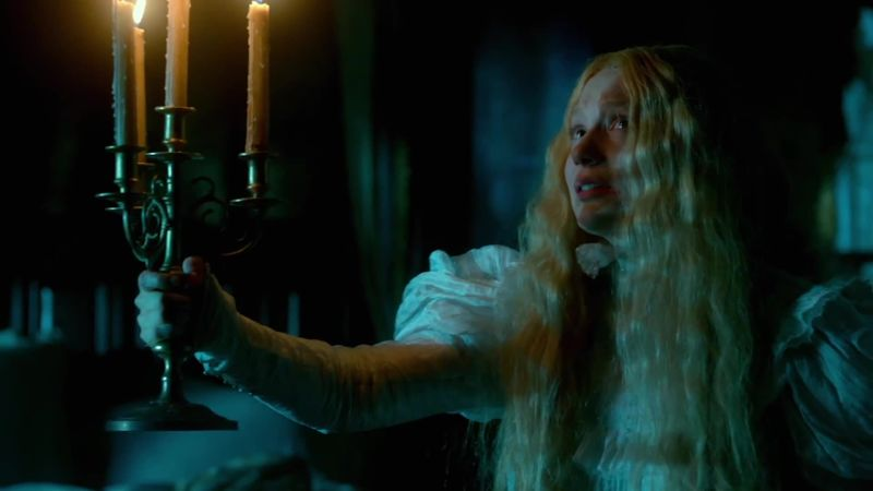 "Guillermo del Toro Explains Why ""Crimson Peak"" is Not a Horror Flick"