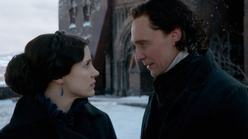 Crimson Peak | WIRED Movie Review