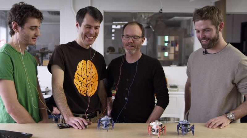 How to Control Things Using Your Brain (and Open-Source Hardware)