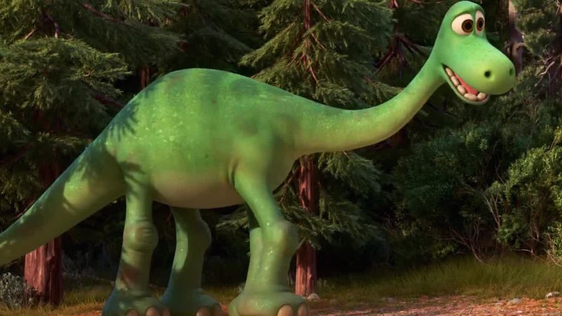 "How ""The Good Dinosaur"" Raised the Bar for Natural-World CGI"