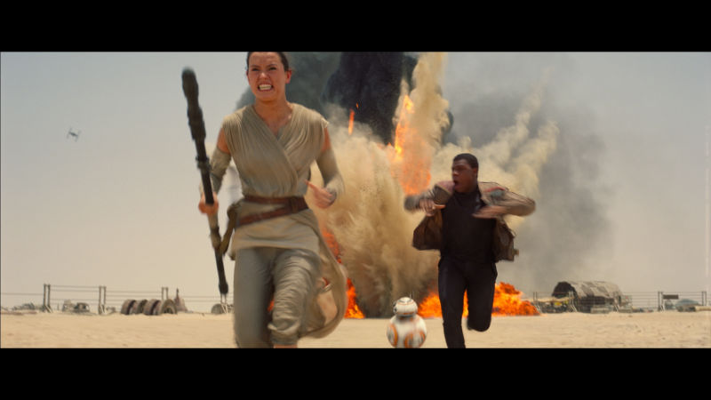 Star Wars: The Force Awakens | WIRED Movie Review