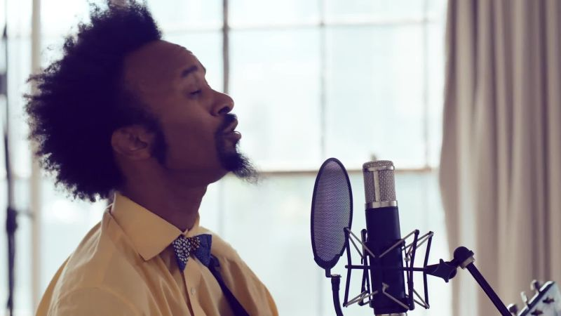 "Fantastic Negrito Sings ""Lost in a Crowd""  At WIRED"