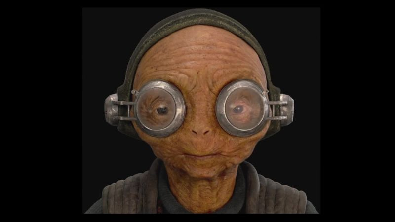 """Inside the Incredible Visual Effects of  """"Star Wars: The Force Awakens"""""""