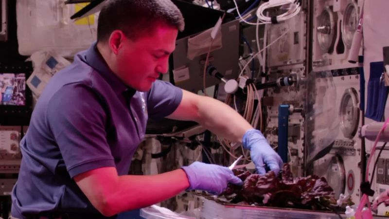 Space Is Hard | How NASA Will Science Its Food and Drink for Interplanetary Travel