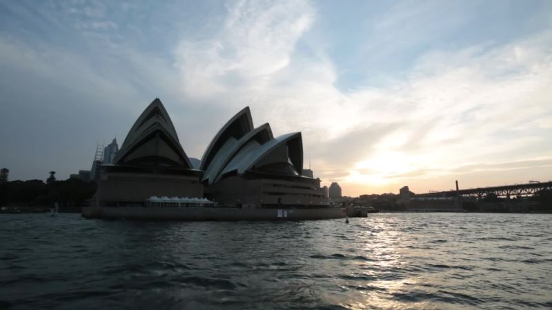 A Day in Sydney