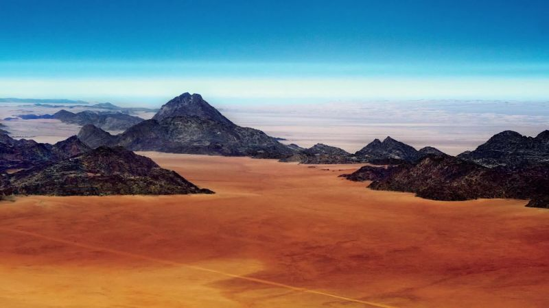 The Road Not Taken: Reporting from Namibia's Skeleton Coast | Presented by Cadillac
