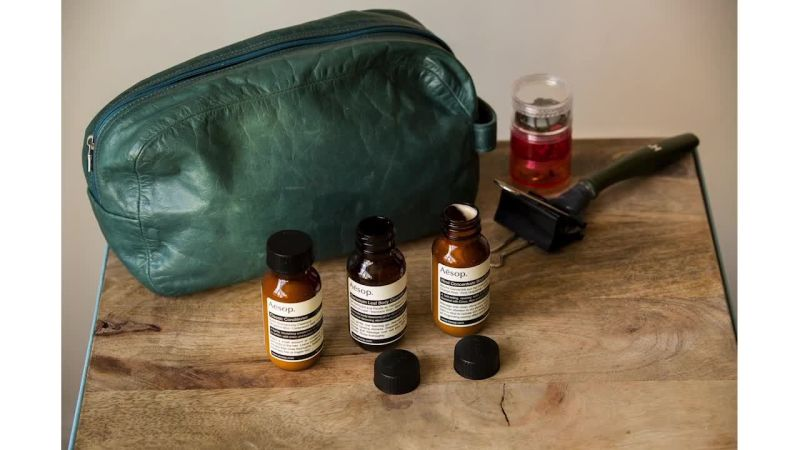How to Pack Your Dopp Kit