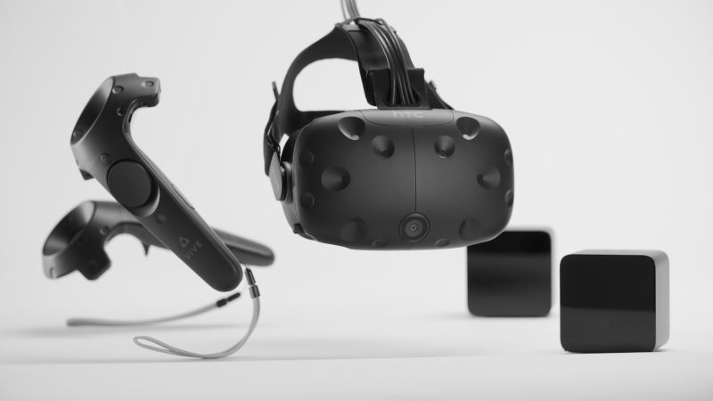 Watch This Timelapse Video of Us Setting Up an HTC Vive