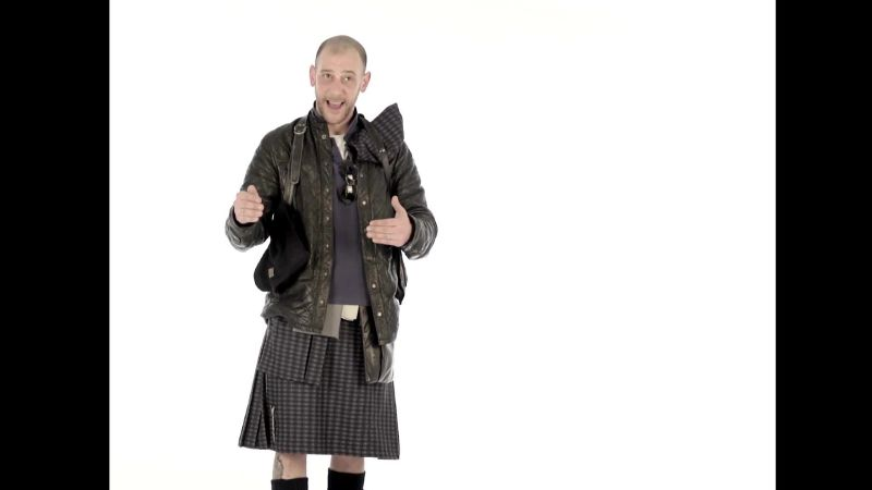 Why Every Man Should Wear A Kilt