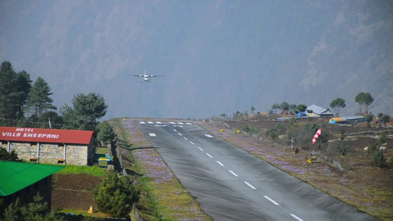 The World's Most Dangerous Airport