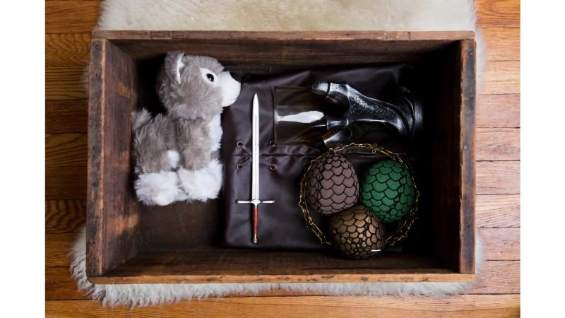 How to Pack for a Weekend in Westeros