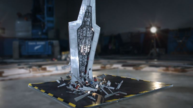 4-Foot LEGO Super Star Destroyer - How We Smashed It