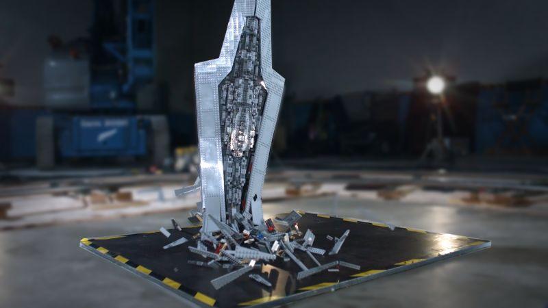 4-Foot LEGO Super Star Destroyer - How We Smashed It
