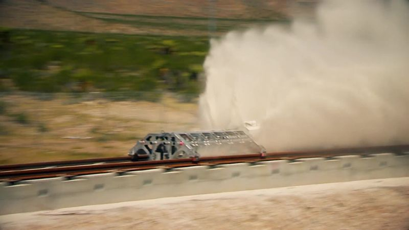 The Age of the Hyperloop Has Arrived. Well, for the Most Part
