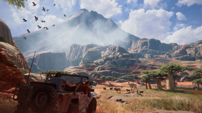 Uncharted 4 Hides A Beautiful Easter Egg