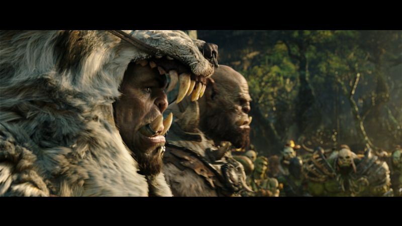 How ILM Manscaped the Orcs of Warcraft