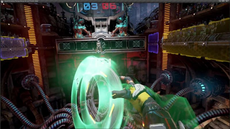 Ripcoil, An Oculus Rift Game That's Like Pong in VR