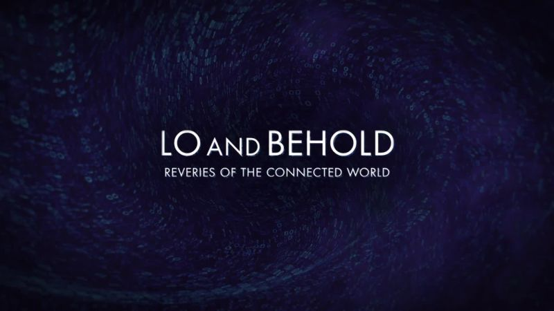 Werner Herzog Takes Us Inside His New Film 'Lo and Behold'