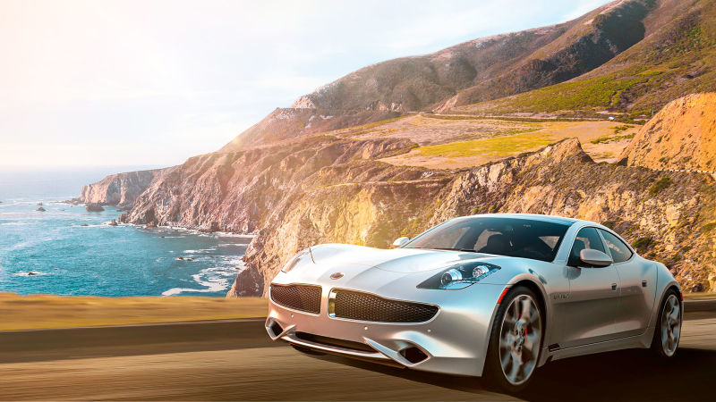 Driving the Karma Revero, The Electric Car That's Back From the Dead