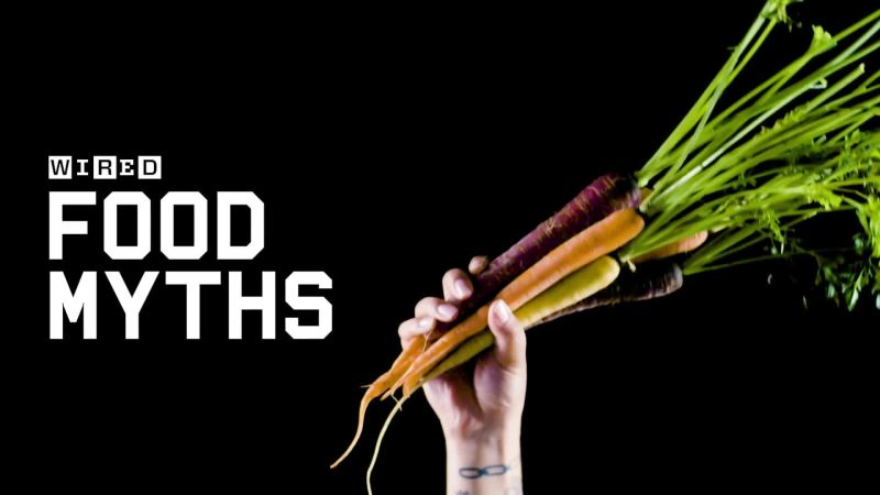 Food Myths: Do Carrots Improve Your Eyesight?