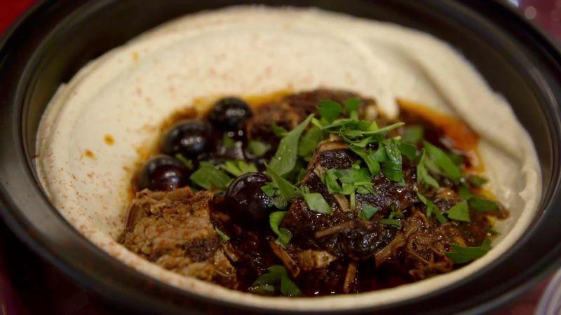 Israeli Street Food in New York