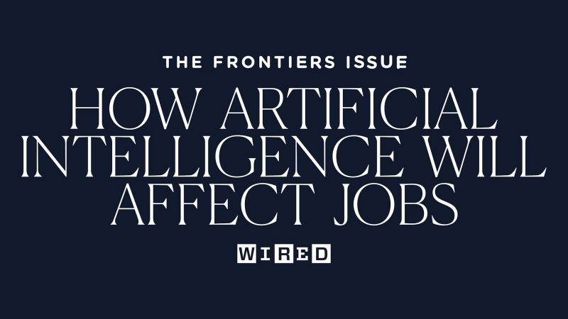 President Barack Obama on How Artificial Intelligence Will Affect Jobs