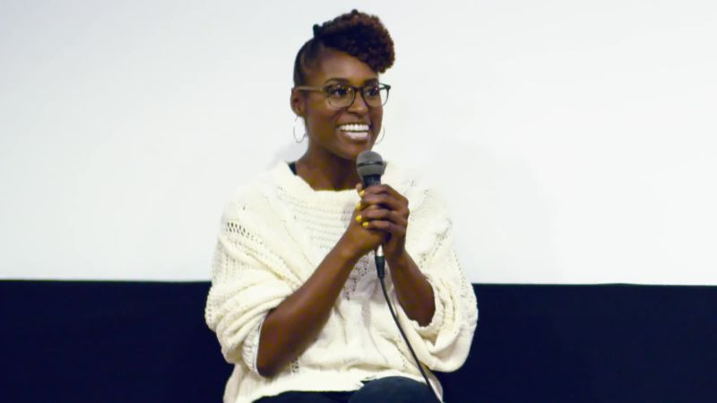 Issa Rae on How She Wrote 'That' Rap