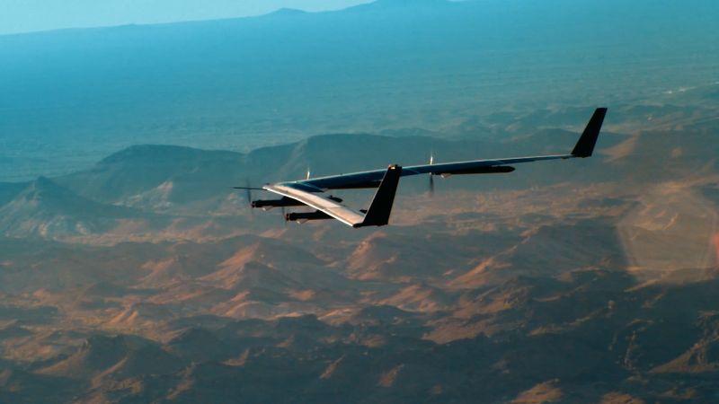 Inside Facebook's Quest to Beam the Internet Via Solar Drone
