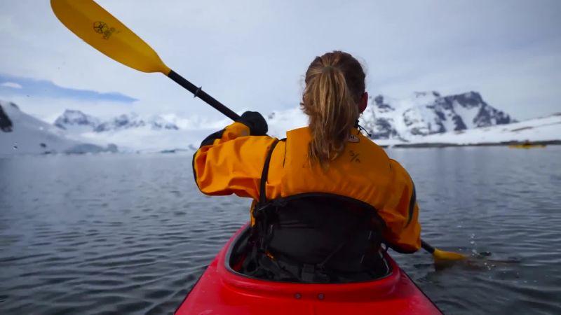 Explore the Frozen Beauty of Antarctica