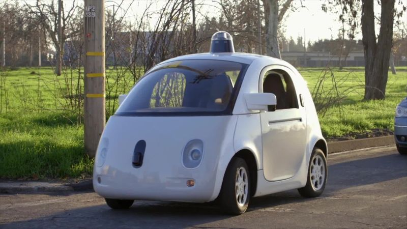 Meet the Blind Man Who Convinced Google Its Self-Driving Car Is Finally Ready
