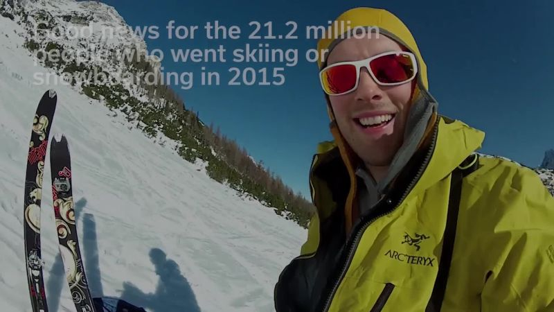 Winter Sports: By the Numbers